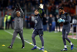 February 12, 2019 - Rome, Italy - AS Roma v FC Porto : UEFA Champions League Round of 16 ..Iker Casillas of Porto at Olimpico Stadium in Rome, Italy on February 12, 2019. (Credit Image: © Matteo Ciambelli/NurPhoto via ZUMA Press)