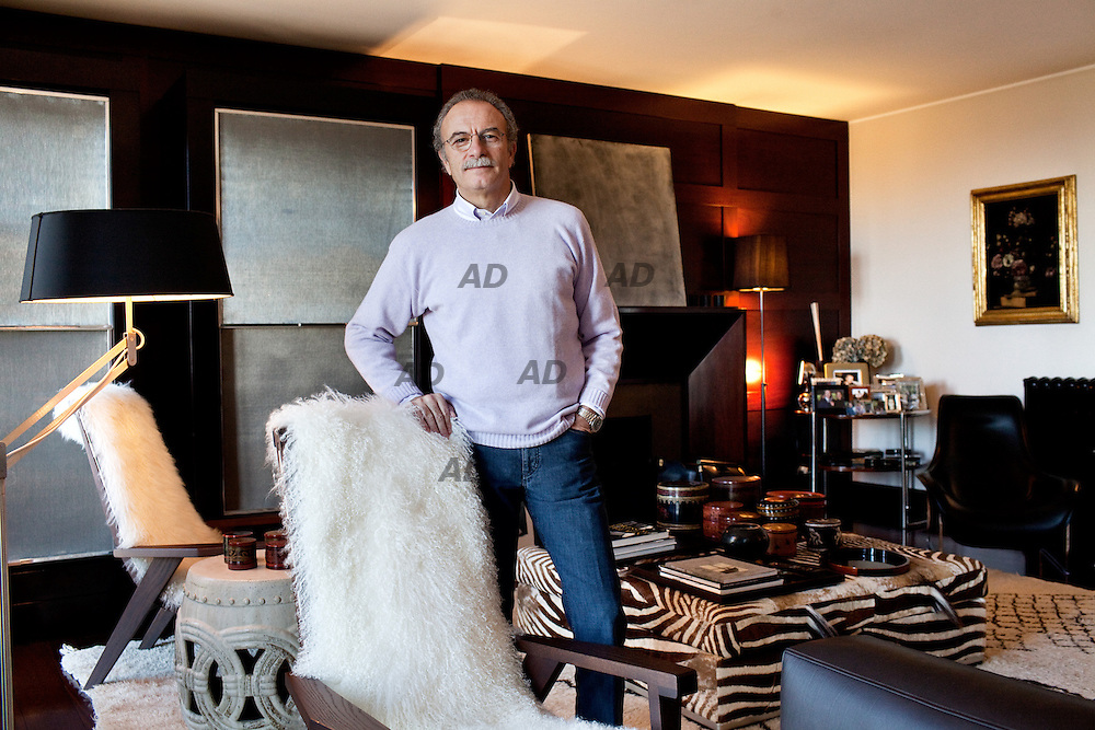 B&B Italia CEO Giorgio Busnelli. B&B, founded in 1966 by Piero Ambrogio Busnelli, has become an essential symbol of the history of Italian design, combining creativity, innovation, elegance and new technologies.