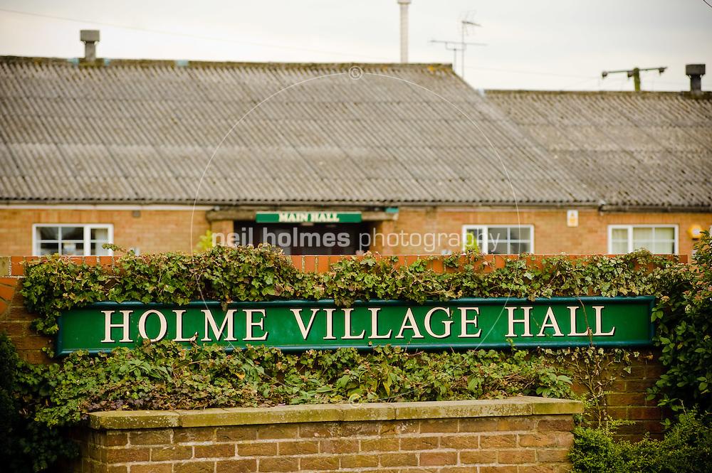 Village Hall, Holme on Spalding Moor
