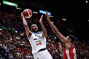 Ken Horton<br /> A X Armani Exchange Olimpia Milano - Germani Basket Brescia<br /> Basket Serie A LBA 2019/2020<br /> MIlano 29 September 2019<br /> Foto Mattia Ozbot / Ciamillo-Castoria