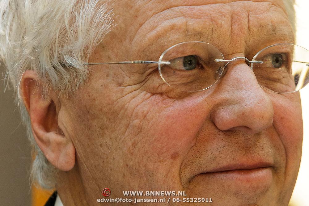 NLD/Amsterdam/20150228 - Feest der Letteren 2015, Peter d' Hamecourt