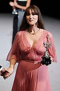 092717 Monica Bellucci - Donostia Award gala - 65th San Sebastian Film Festival