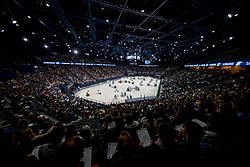 Hallenübersicht<br /> Paris - FEI World Cup Finals 2018<br /> Longines FEI World Cup Jumping Final III<br /> www.sportfotos-lafrentz.de/Stefan Lafrentz<br /> 15. April 2018