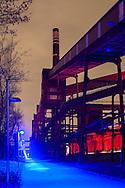 DEU, Germany, Ruhr Area, Essen, industry monument coking plant Zollverein.<br /> <br /> DEU, Deutschland, Ruhrgebiet, Essen, Industriedenkmal Kokerei Zollverein.