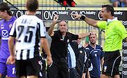 Udine, 18 Settembre 2011.Campionato di calcio Serie A 2011/2012  3^ giornata..Udinese vs Fiorentina. Stadio Friuli..Nella Foto: Francesco Guidolin..© foto di Simone Ferraro