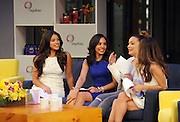 "Golden Globe winning actress Gina Rodriguez, Entertainment Weekly correspondent Nina Terrero, radio personality Angie Martinez and Style Expert and TV personality Lilliana Vazquez, from left to right, attend P&G Orgullosa's forum ""Nueva Latinas Living Fabulosa"" at The TimesCenter on Wednesday, March 25, 2015, in New York. The all-star lineup of speakers shared their passion and stories of rich history, blended cultures and aspirations. Visit Facebook.com/Orgullosa for more information. (Photo by Diane Bondareff/Invision for P&G Orgullosa/AP Images)"