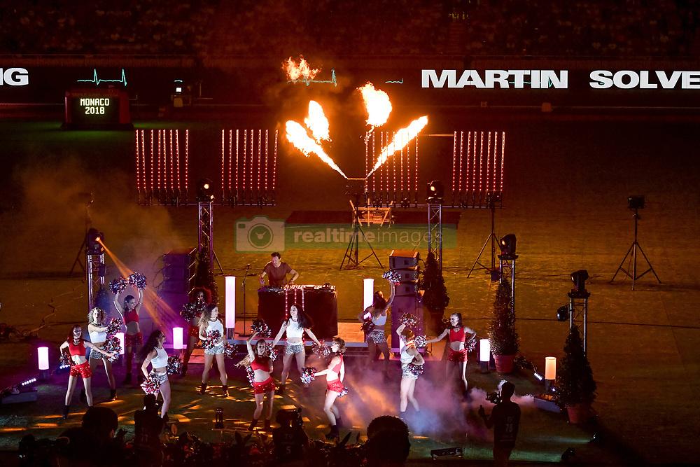 July 20, 2018 - Monaco, France - Le disc jockey Martin Laurent Picandet dit Martin Solveig (Credit Image: © Panoramic via ZUMA Press)