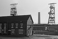 Hickleton Colliery, Thurnscoe. National Coal Board Doncaster Area. 21/01/1984.