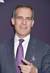 LOS ANGELES, CA - MAY 18: Eric Garcetti, Mayor of Los Angeles attends the MOCA Benefit 2019 at The Geffen Contemporary at MOCA on May 18, 2019 in Los Angeles, California. 18 May 2019 Pictured: Eric Garcetti, Mayor of Los Angeles. Photo credit: Jeffrey Mayer/JTMPhotos, Int'l. / MEGA TheMegaAgency.com +1 888 505 6342