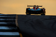 Jacques Nicolet, Bertrand Baguette and Olivier Pla, Oak Racing (P2) Nissan Morgan, Petit Le Mans. Oct 18-20, 2012. © Jamey Price