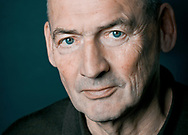 Portrait of Rem Koolhaas, dutch architect, founder of OMA, Office for Metropolitain Architecture. Photo was featured in ( Andy Warhol's) InterView Russia