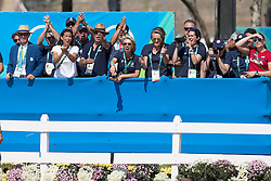 Team France<br /> Olympic Games Rio 2016<br /> © Hippo Foto - Dirk Caremans<br /> 17/08/16