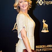 NLD/Utrecht/20160930 - inloop NFF 2016 L'OR Gouden Kalveren Gala, Eva Duijvestein