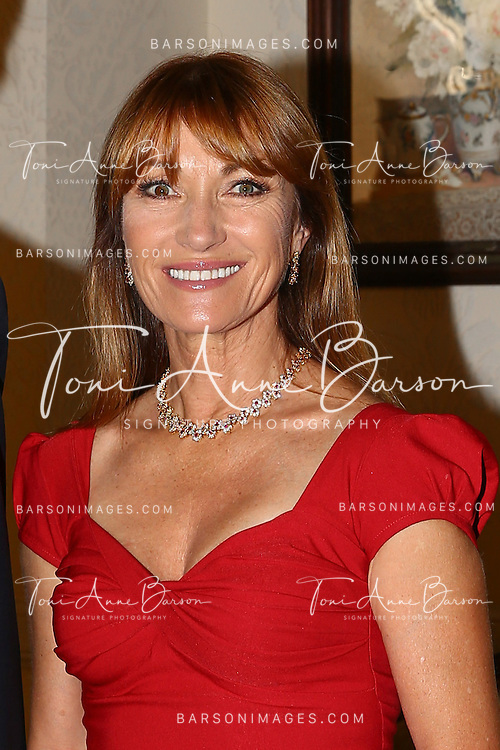MONTE-CARLO, MONACO - JUNE 09: Jane Seymour attends a Cocktail Reception at the Ministere d'etat on June 9, 2014 in Monte-Carlo, Monaco.  (Photo by Pool Barson/FilmMagic)