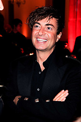 JULIEN MacDONALD at a Celebration of 10 Years of IHT Luxury Conferences during the International Herald Tribune Heritage Luxury Conference held at One Mayfair, 13 1/2 North Audley Streer, London on 9th November 2010.