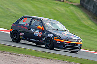 #53 Ben GUNDRY Ford Fiesta Mk4  during Armed Forces Race Challenge  as part of the 750 Motor Club at Oulton Park, Little Budworth, Cheshire, United Kingdom. April 14 2018. World Copyright Peter Taylor/PSP.