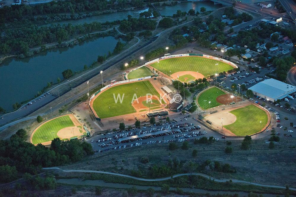 Runyon Field, Pueblo, Colorado.  June 2014. 85122