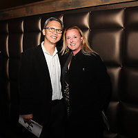 Simon Huang, Jess Newbury