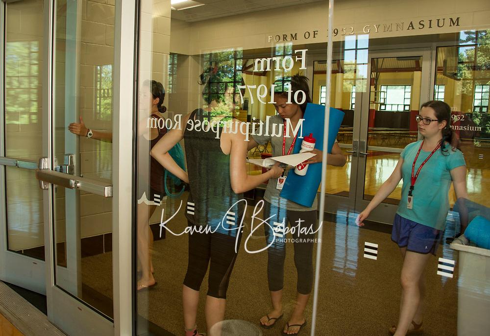 ASP - St Paul's School Advanced Studies Program.  ©2018 Karen Bobotas Photographer