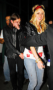 12.APRIL.2007. LONDON<br /> <br /> KIMBERLY STEWART LEAVING CRYSTEL NIGHT CLUB WITH A FRIENDS AT 3.00AM LOOKING WORSE FOR WEAR AND WITH BLOOD ON HER JEANS.<br /> <br /> BYLINE: EDBIMAGEARCHIVE.CO.UK<br /> <br /> *THIS IMAGE IS STRICTLY FOR UK NEWSPAPERS AND MAGAZINES ONLY*<br /> *FOR WORLD WIDE SALES AND WEB USE PLEASE CONTACT EDBIMAGEARCHIVE - 0208 954 5968*