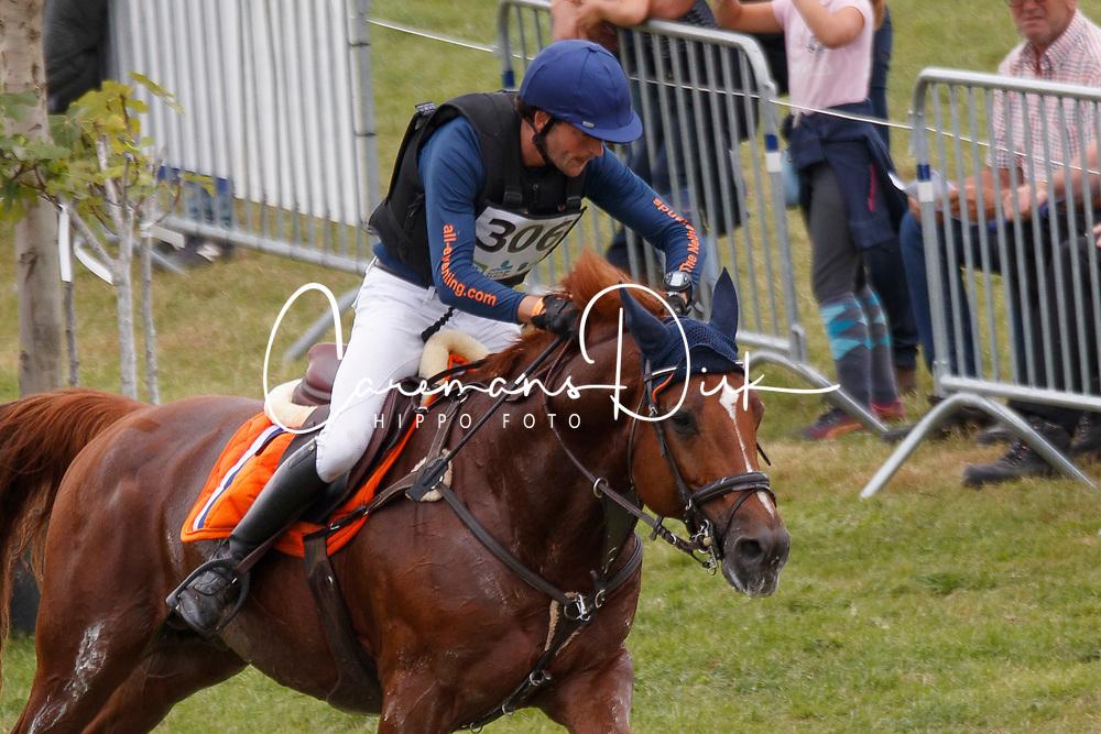 Hazeleger Stephan, NED, Dupon<br /> European Championship Eventing Landelijke Ruiters - Tongeren 2017<br /> © Hippo Foto - Dirk Caremans<br /> 29/07/2017