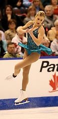 2008 Skate Canada -- Women's Singles