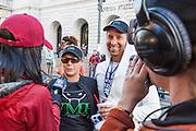 WDSU-TV participation in the Jazz Half Marathon & 5K race benefitting Children's Hospital