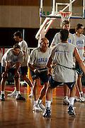 BORMIO LUGLIO 2004 <br /> PREPARAZIONE PREOLIMPICA<br /> NELLA FOTO RICH DALATRI MASSIMO BULLERI<br /> FOTO CIAMILLO-CASTORIA