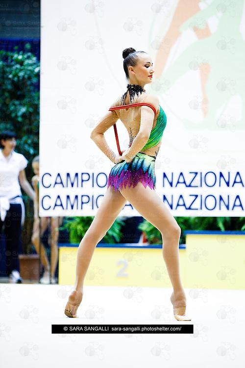 San Giorgio 79 Desio Ganna Rizatdinova , rhythmic gymnast