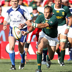 Fourie du Preez of South Africa during the British and Irish Lions tour 2009 <br /> LIONS TOUR 2009 SOUTH AFRICA