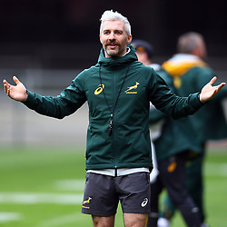 Aled Walters of South Africa during the South African - Springbok Captain's Run at DHL Newlands Stadium. Cape Town.South Africa. 22,06,2018 23,06,2018 Photo by (Steve Haag JMP)