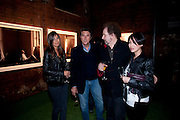 AMANDA SHEPPARD; BRYAN FERRY; MIKE FIGGIS; ROSEY CHAN.  Unseen Guy Bourdin,  Exhibition of photographs curated in collaboration with Phillips de Pury & Company. The Wapping Project, Wapping Wall, London E1. 7 May 2009