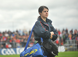 Mayo Physio Michelle Ginty <br /> Pic Conor McKeown