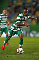 Gleson Silva - 28.01.2015 - Sporting / Vitoria Setubal -Coupe de la ligue- Portugal-<br /> Photo : Carlos Rodrigues /  Icon Sport