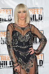 Photocall before former Girls Aloud star Sarah Harding performs tracks from her upcoming solo project during reception in aid of Street Child, which is celebrating its fifth anniversary. <br /> Kensington Palace, London, United Kingdom. Thursday, 20th March 2014. Picture by Chris Joseph / i-Images
