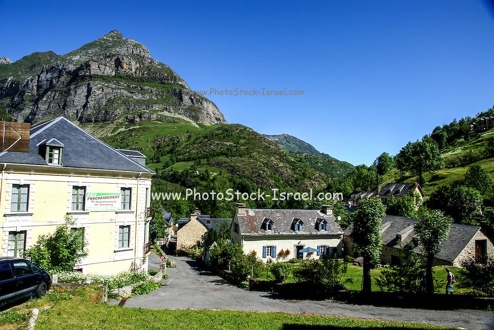 Pyrenees Mountain range