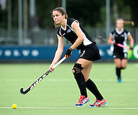 BREDA (Neth.)  Tarryn Davey of NZ during the match  New Zealand vs England U21 women . Volvo Invitational Tournament U21. COPYRIGHT KOEN SUYK