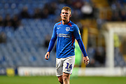 Andy Cannon (14) of Portsmouth during the Leasing.com EFL Trophy match between Oxford United and Portsmouth at the Kassam Stadium, Oxford, England on 8 October 2019.