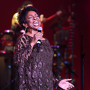 Gladys Knight performs at The Music Hall in Portsmouth, NH. Oct. 2012.