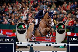 Lynch Denis, IRL, Alcazar Sitte<br /> Championat von Leipzig price<br /> Leipzig - Partner Pferd 2018<br /> © Hippo Foto - Stefan Lafrentz
