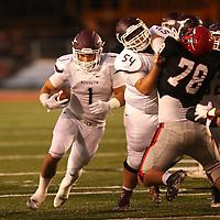 Adam Robison | BUY AT PHOTOS.DJOURNAL.COM<br /> Kossuth's Jaley Adams turns the corner against Corinth Friday night.