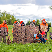 The photography was made at the Randy Cooley Memorial Hunt Test, which was held May 14-15, 2016,  at Rock River Kennels in Beaver Dam, WI.