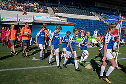 29-06-2019 NED: DiabetesCup. NK Voetbal 2019, Zwolle<br /> Today 12 provinces in tropical Zwolle competed for the DiabetesCup. There was fighting, laughter, sweating, clapping and cheering, and after an exciting group stage and cross-finals, the teams from North Holland and North Brabant finally competed against each other in the final that the North Hollanders managed to win. Congratulations champions!