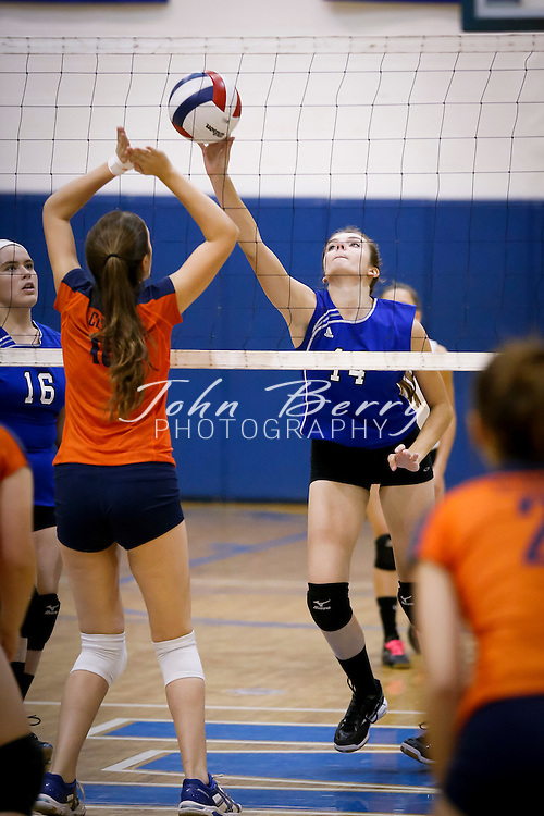 October/17/13:   MCHS JV Volleyball vs Clarke.