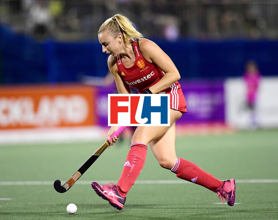 AUCKLAND - Sentinel Hockey World League final women<br /> Match id: 10310<br /> 20 ENG v NZL (Semi Final) 0-1<br /> New Zealand play the final<br /> Foto: Hannah Martin <br /> WORLDSPORTPICS COPYRIGHT FRANK UIJLENBROEK