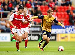 Luke Freeman of Bristol City in action - Mandatory by-line: Matt McNulty/JMP - 10/09/2016 - FOOTBALL - Aesseal New York Stadium - Rotherham, England - Rotherham United v Bristol City - Sky Bet Championship