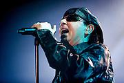 Frankfurt am Main | 12.05.2010..Die Deutsche Rock-Band Scorpions live in der Festhalle in Frankfurt bei ihrer Farewell-Tour, hier: S?nger Klaus Meine...Foto: peter-juelich.com..[No Model Release | No Property Release]