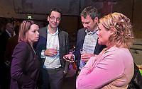 UTRECHT -  het NVG congres met als thema 'vinden& binden'. COPYRIGHT KOEN SUYK
