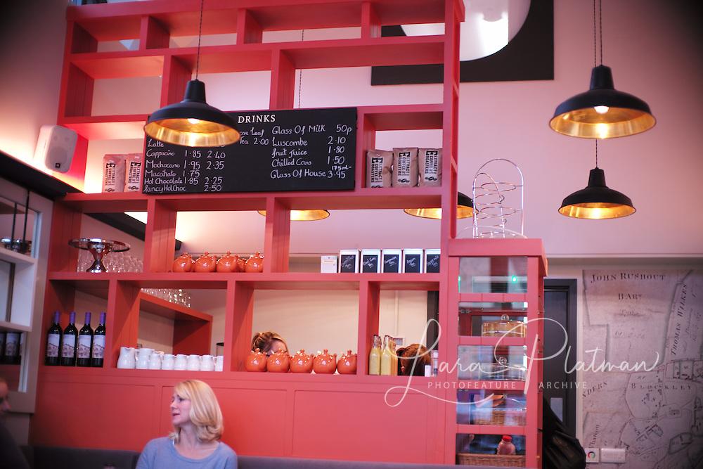 Blockley Village shop  NEW CAFE AND SHOP OPENED NOVEMBER 2014