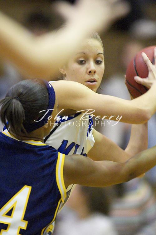 Varsity Girls Basketball..vs Fluvanna..January 31, 2005